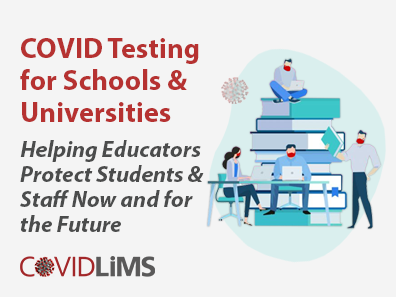 COVID Testing for Schools and Universities