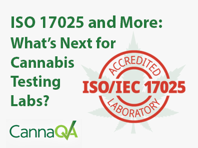 CannaQA: One LIMS for Multi-State Cannabis Testing