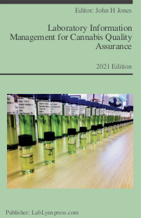 Laboratory Information Management for Cannabis Quality Assurance